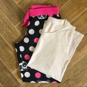 Girls Justice Pajamas- size 14/16